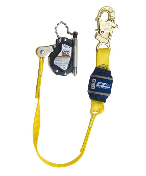 Lad-Saf™ Mobile Rope Grab with Attached EZ-Stop™