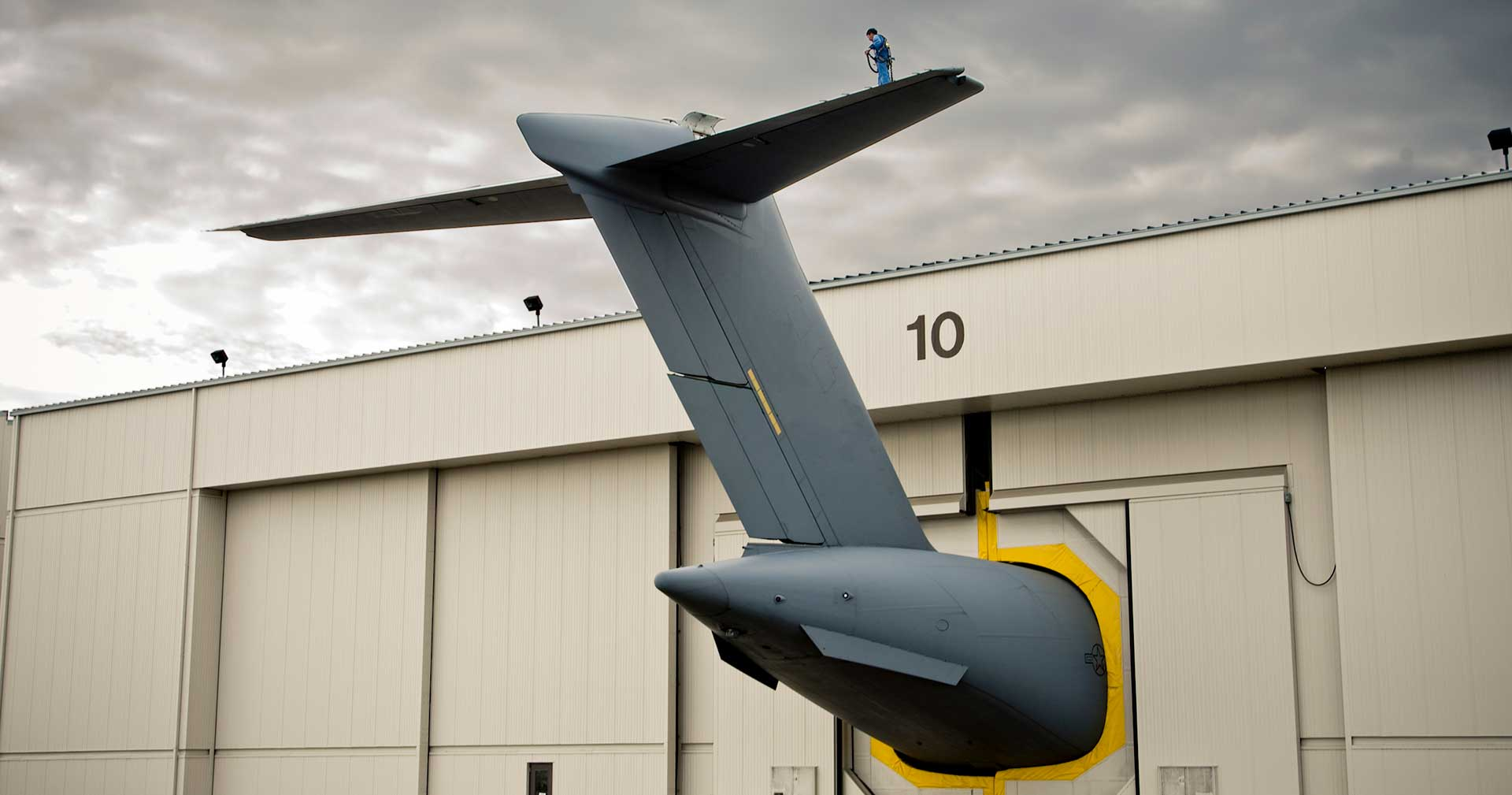Gravitec Systems' Aircraft Fall Protection Solutions